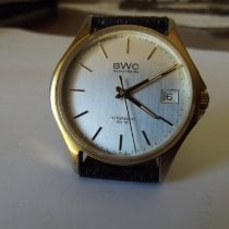 BWC-Swiss Gold/Steel 36mm Automatic 755-3212 2 pre-owned
