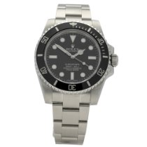 Rolex Submariner (No Date) Steel 40mm Black No numerals United Kingdom, Liverpool