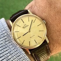 Omega De Ville Gold/Steel 32mm United Kingdom, London
