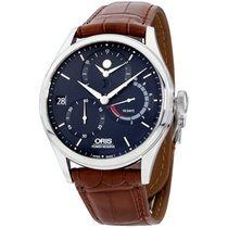 Oris Artelier Calibre 112 Steel 43mm Blue United States of America, New York, Brooklyn