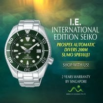 Seiko Prospex SPB103J1 nouveau