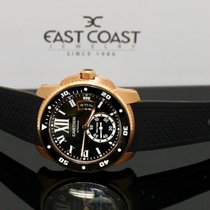 Cartier new Automatic 42mm Rose gold Sapphire Glass