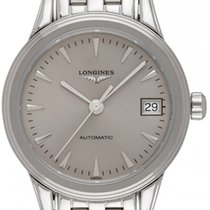 Longines Flagship Stal 26mm Srebrny