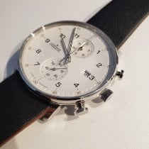 Junghans FORM C Steel 40mm Silver United States of America, Massachusetts, Cambridge