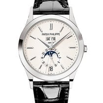 Patek Philippe Annual Calendar White gold 38mm White