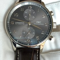 IWC Weißgold 41mm Automatik IW371474 gebraucht