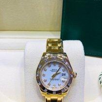 Rolex Lady-Datejust Pearlmaster 80318 2008 gebraucht