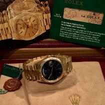 Rolex Day-Date Geelgoud 36mm Nederland, Nuenen