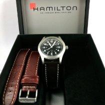 Hamilton Acciaio 38mm Quarzo h684811 usato Italia, Rho
