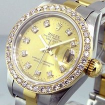 Rolex Gold/Stahl 26mm Automatik Datejust gebraucht