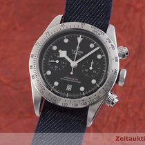 Tudor Black Bay Chrono Zeljezo 41.5mm Crn