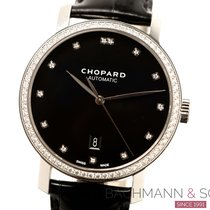 Chopard Classic White gold 40mm Black Arabic numerals