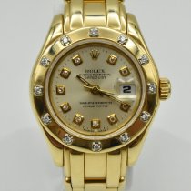 Rolex Lady-Datejust Pearlmaster 69318 1991 usados