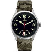 Tudor Heritage Ranger Steel 41mm Black United States of America, Pennsylvania, Holland