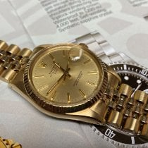 Rolex Oyster Perpetual Date 15037 1982 occasion
