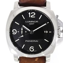 Panerai Luminor 1950 3 Days GMT Automatic PAM 00329 pre-owned