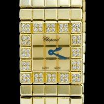 Chopard Or jaune Quartz Jaune Sans chiffres 20mm occasion Ice Cube