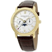 Frederique Constant Classics Business Timer FC-270SW4P5 new