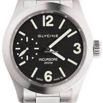 Glycine Incursore 46mm 200M manual Sap