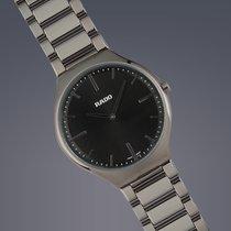 Rado True Thinline ceramic quartz watch