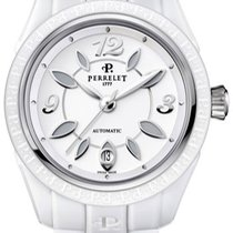Perrelet Eve Ceramic White