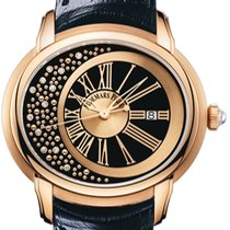 Audemars Piguet Millenary Rose gold 45mm Black United States of America, New York, Airmont