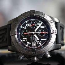 Breitling Avenger Skyland Blacksteel Limited Edition