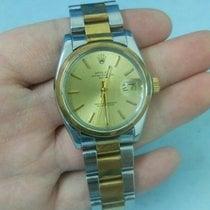Rolex Oyster Perpetual Date Gold/Steel Malaysia, Kuala Lumpur