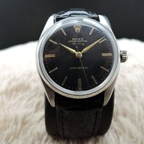 """Rolex AIR KING 5500 """"Super Precision"""" with Original..."""