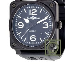 Bell & Ross Aviation Automatic Black Dial Date