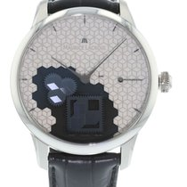 Maurice Lacroix Masterpiece Roue Carree MP7158-SS001-909 Watch...