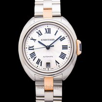 Cartier Rose gold 35.00mm Automatic W2CL0003 new United States of America, California, San Mateo