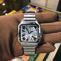Cartier Santos (submodel) WHSA0007 2018 nowość