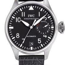 IWC,중고시계,46 mm,스틸