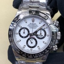 Rolex Daytona white Dial UNWORN W STICKERS
