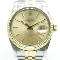 Rolex Gold/Steel 36mm Automatic 16013 pre-owned United States of America, Florida, Miami