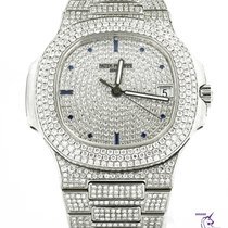 Patek Philippe Nautilus Aftermarket diamonds 5711/1A-011