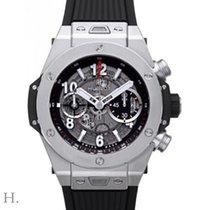 Hublot Big Bang Unico neu Automatik Chronograph Uhr mit Original-Box und Original-Papieren 411.NX.1170.RX