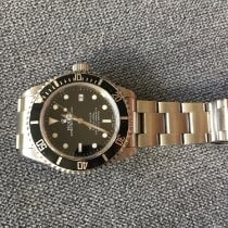 Rolex Sea-Dweller 4000 Aço 40mm Preto Sem números Portugal, estoril