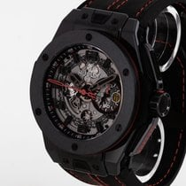 Hublot Big Bang Ferrari gebraucht 44mm Keramik