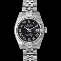 Rolex Lady-Datejust Negro