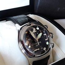 Corum Bubble 396.150.20 2003 pre-owned