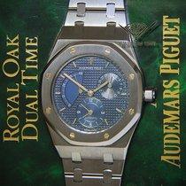 Audemars Piguet 25730ST Stahl Royal Oak Dual Time 36mm gebraucht