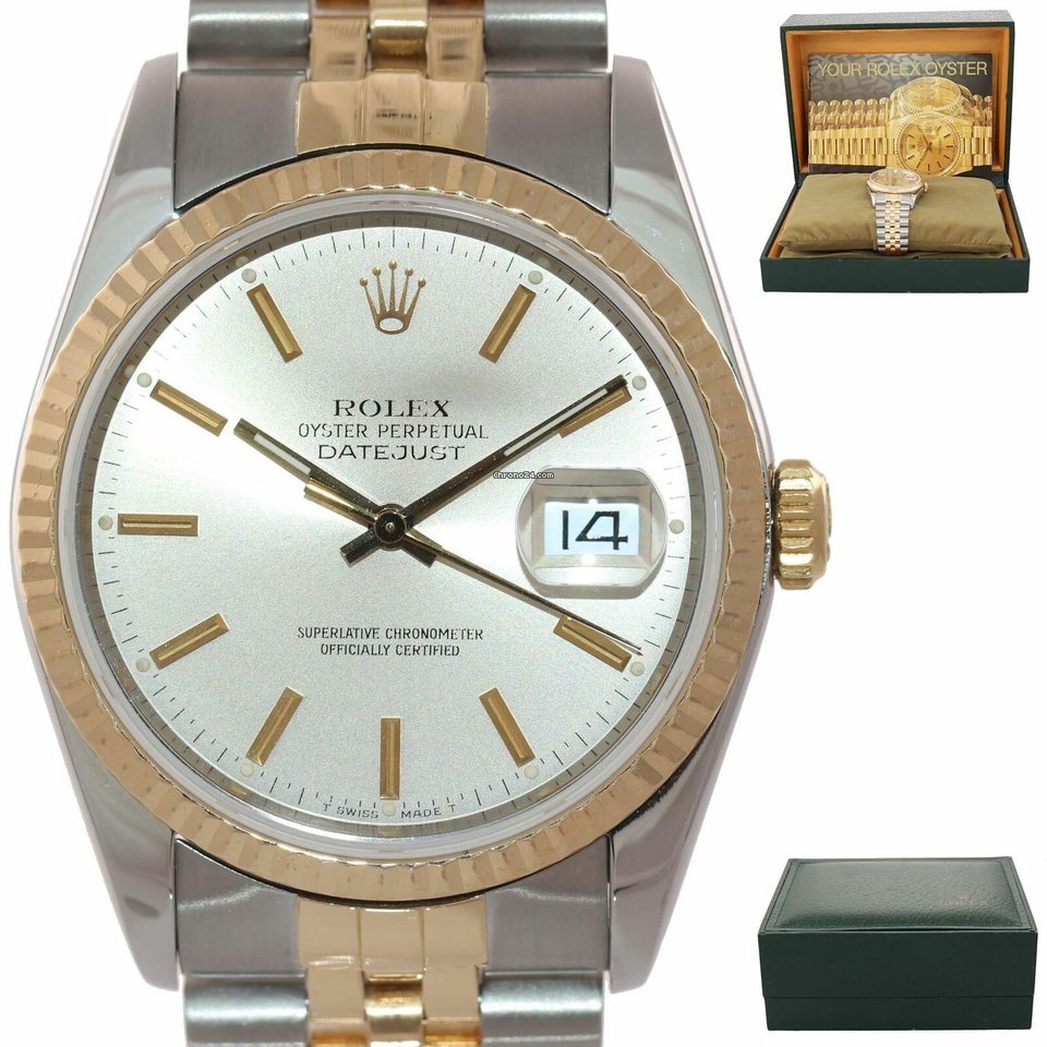 657c5628f Rolex 16233 | Rolex Reference Ref ID 16233 Watch at Chrono24