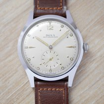 Doxa Steel 35mm Manual winding pre-owned