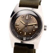 Aquastar Steel 37mm Automatic 1903 pre-owned