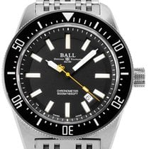 Ball Steel 43mm Automatic DM3108A-SCJ-BK pre-owned