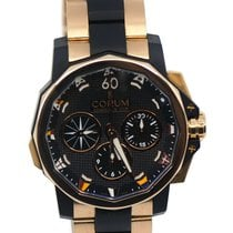 Corum Admiral's Cup (submodel) Rose gold 44mm Black No numerals United States of America, New York, New York