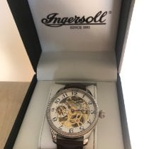 Ingersoll Arizona Steel 47mm White