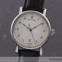 Chronoswiss Acier 38mm Remontage automatique CH2823 occasion